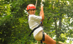 girl ropes course